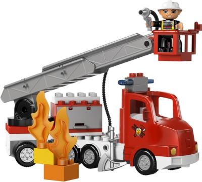 Пожарный грузовик Lego Duplo (Лего Дупло)
