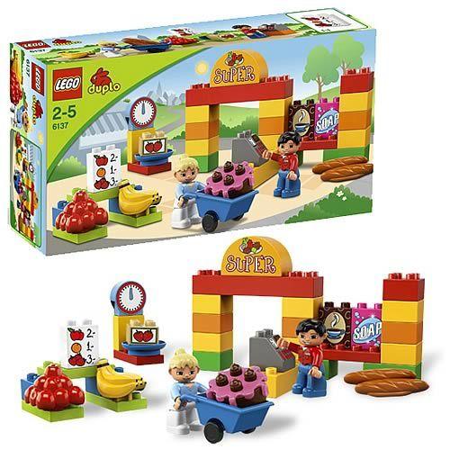 Мой первый Супермаркет Lego Duplo (Лего Дупло)