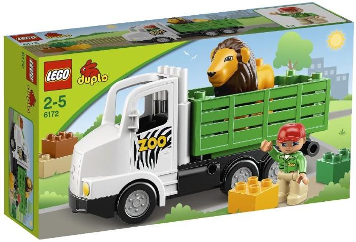 Зоо-грузовик Lego Duplo (Лего Дупло)