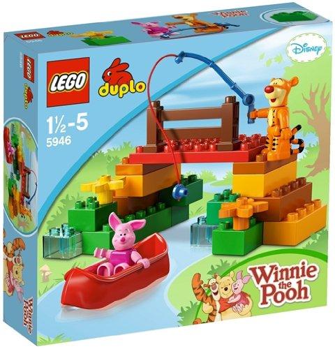 Экспедиция Тигрули Lego Duplo (Лего Дупло)