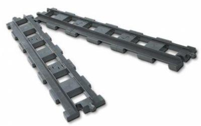 Игрушка Дупло 6 прямых рельсов, LEGO (Лего)