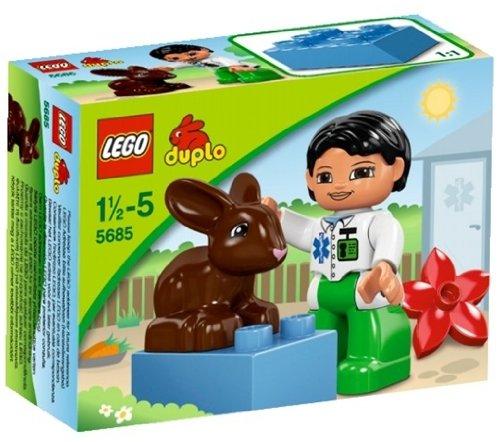 Ветеринар Lego Duplo (Лего Дупло)
