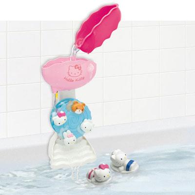 Игрушка для ванны Водная мельница Hello Kitty (Хеллоу Китти)