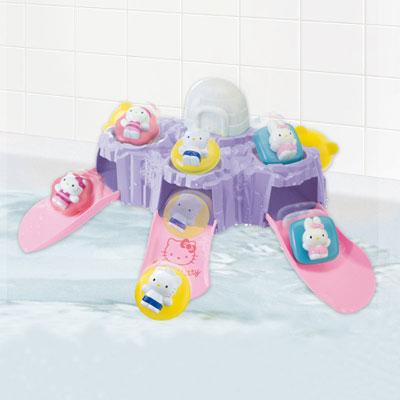 Игровой набор для ванны Домик-горка Hello Kitty (Хеллоу Китти)