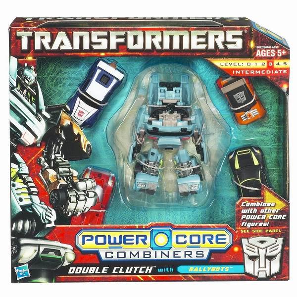 """Игровой набор """"Собери Большого Трансформера"""" 5 элементов Hasbro Transformers (Хасбро Трансформерс)"""