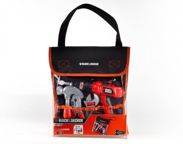 Набор инструментов в сумке Black&Decker, Smoby (Смоби)