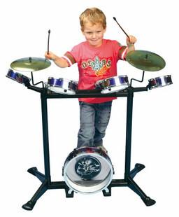 Барабанная установка: 7 барабанов Playgo (Плейго)