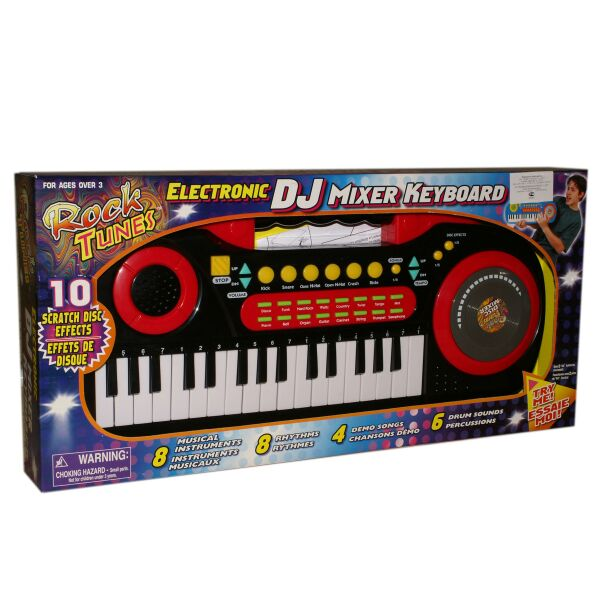 Электроорган DJ Mixer Keyboard