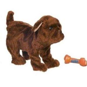 Новорожденный щенок шоколадный лабрадор Hasbro FurReal Friends (Фариал Френдс)