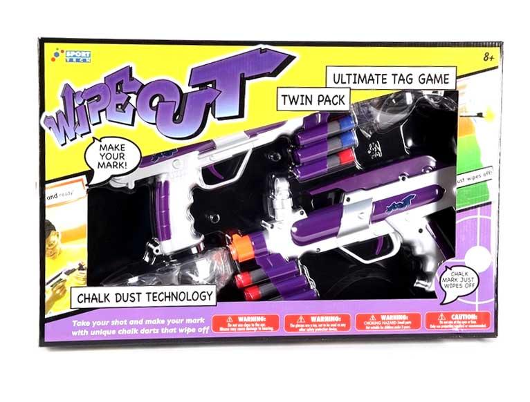 Игровое оружие Twin pack shooter (Тир для двоих) Cybergun (Сайбеган)