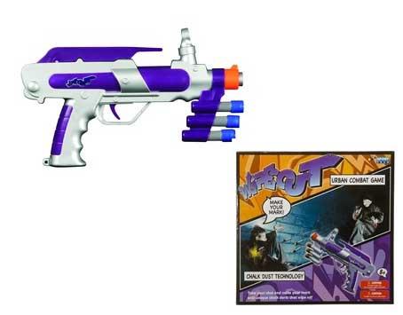 Single shooter Игровое оружие Cybergun (Сайбеган)