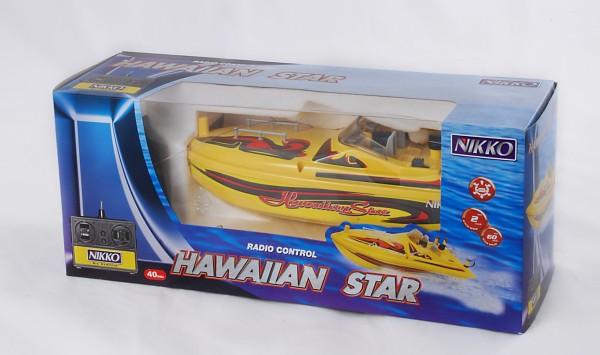 Катер радиоуправляемый Hawaiian Star Nikko (Никко)