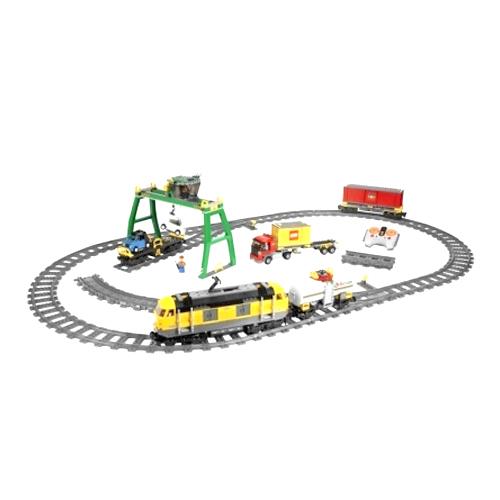 Товарный поезд Lego City (Лего Город)