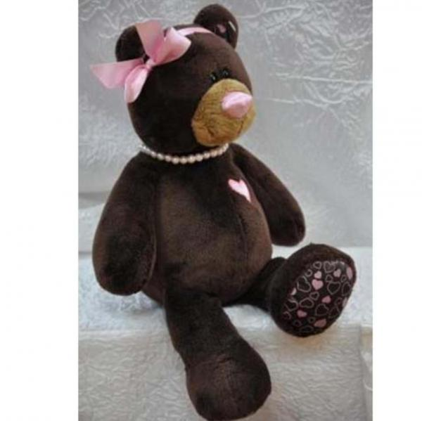 Медведь девочка Milk сидячая,Orange Toys (Оранж Тойс)