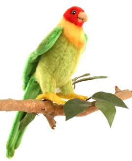 Игрушка от Hansa (Ханса) Каролинский попугай