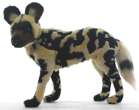Игрушка от Hansa (Ханса) Гиеновая собака