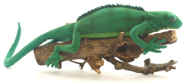 Игрушка от Hansa (Ханса) Водная ящерица
