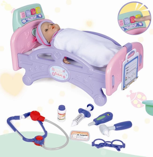 Медицинский комплекс для куклы Playgo (Плейго)