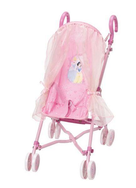 Коляска-трость Disney Princess с навесом Zapf Creation (Запф Криэйшн)