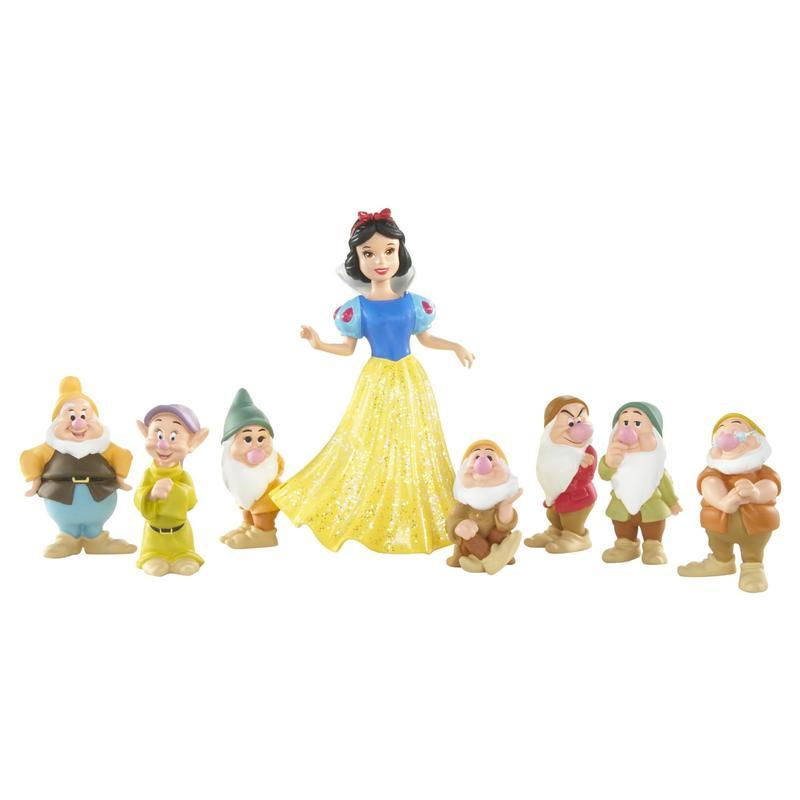 """Набор """"Принцесса Disney – Белоснежка и 7 гномов"""" Mattel (Маттел)"""