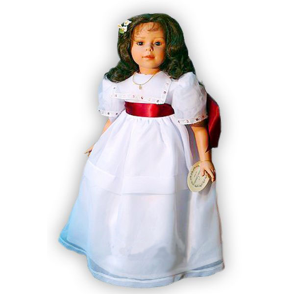 Кукла Алтея невеста, Carmen Gonzalez (Кармен Гонсалес) , 80 см