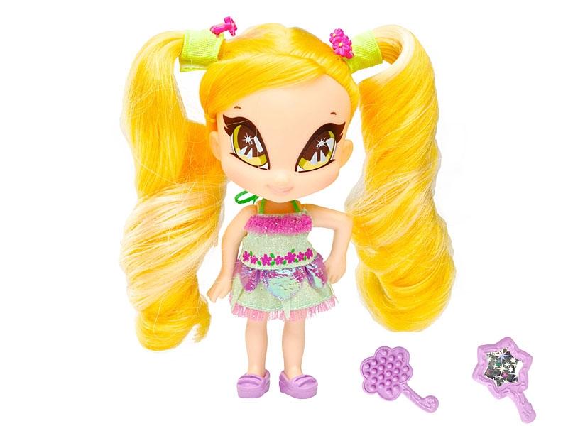 Кукла  PopPixie (ПопПикси) 12 см с аксессуарами: Чатта