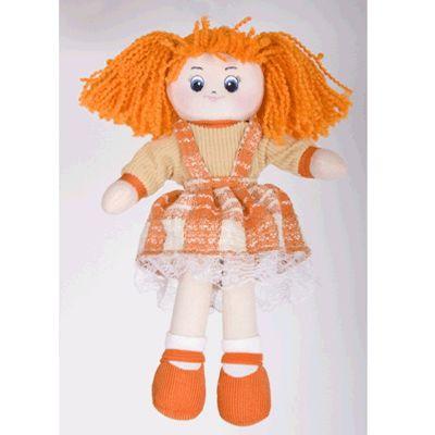 Кукла Апельсинка в клетчатом платье Gulliver (Гулливер)