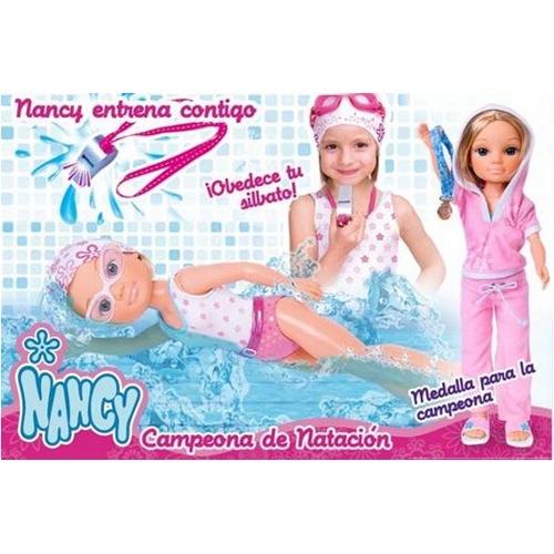 Кукла Нэнси – Чемпионка Famosa (Фамоза)