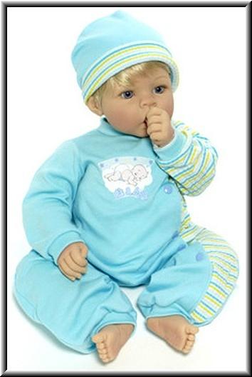"""Кукла-младенец """"Мамино счастье, блондин"""", Madame Alexander (Мадам Александер)"""