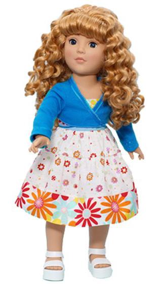 Кукла Лина Madame Alexander (Мадам Александер)
