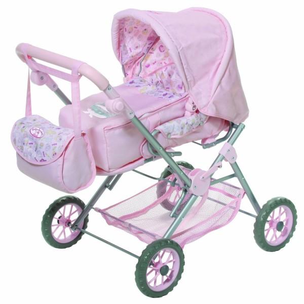 Коляска de luxe для куклы Baby Annabell, Zapf Creation (Запф Криэйшн)