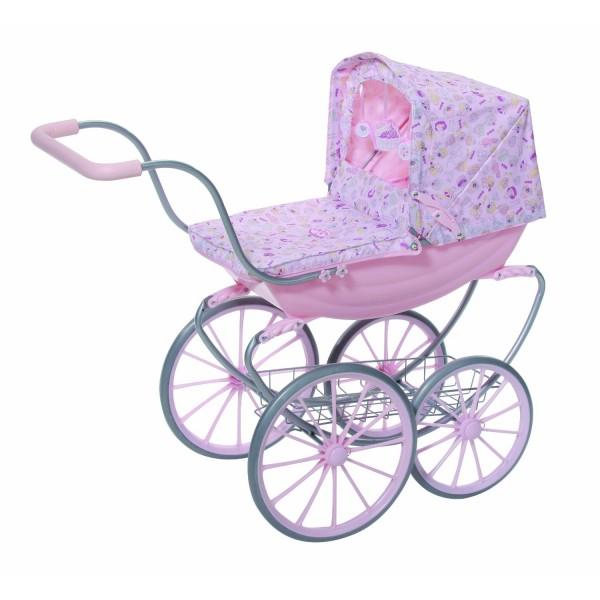 Винтажная коляска для куклы Baby Annabell, Zapf Creation (Запф Криэйшн)