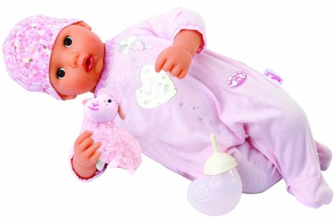 Кукла Baby Annabell Романтичная Zapf Creation (Запф Криэйшн)
