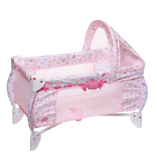 Складная кроватка Baby Annabell, Zapf Creation (Запф Криэйшн)