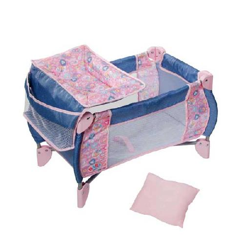 Складная кроватка для куклы BABY Born, Zapf Creation (Запф Криэйшн)