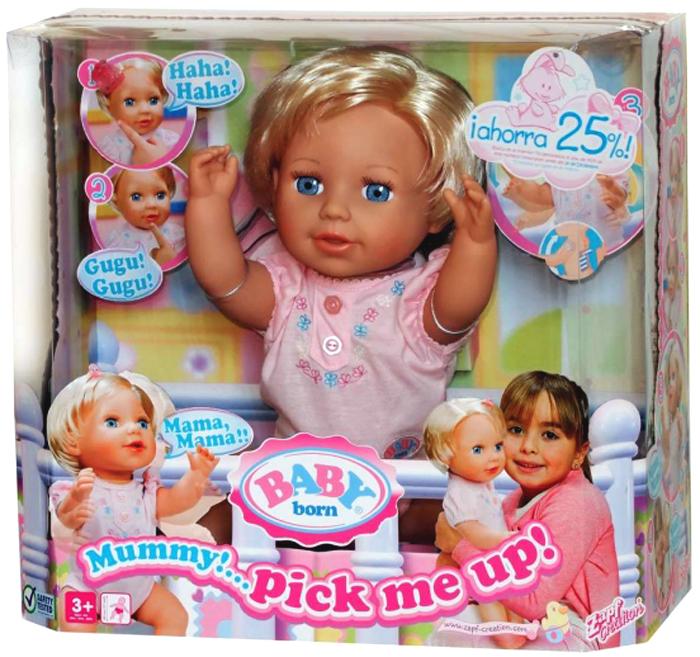 Кукла BABY born Хочу на ручки Zapf Creation (Запф Криэйшн)