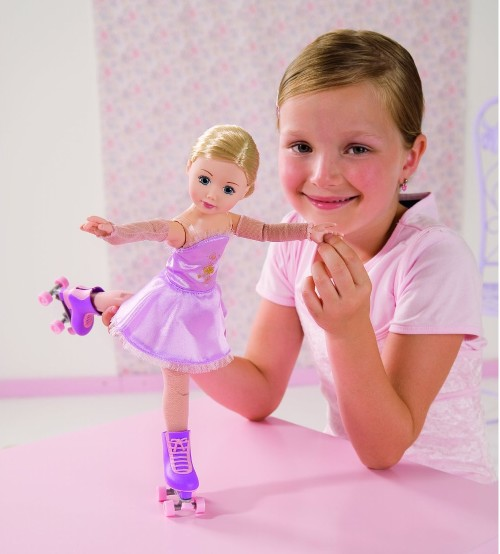 Кукла Джолина фигуристка Zapf Creation (Запф Криэйшн)