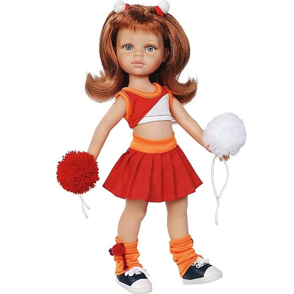 Кукла Кристи из группы поддержки от Paola Reina (Паола Рейна)