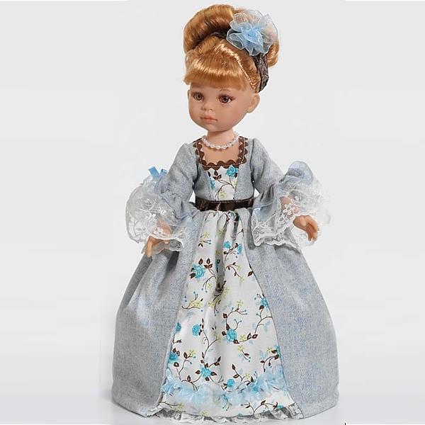 Кукла Даша от Paola Reina (Паола Рейна)
