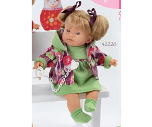 Кукла Llorens (Лоренс) Берта 42 см