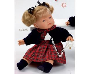 Кукла Llorens (Лоренс) Паула 42 см