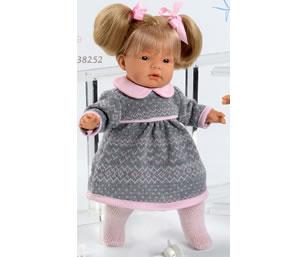 Кукла Llorens (Лоренс) Джулия 38 см