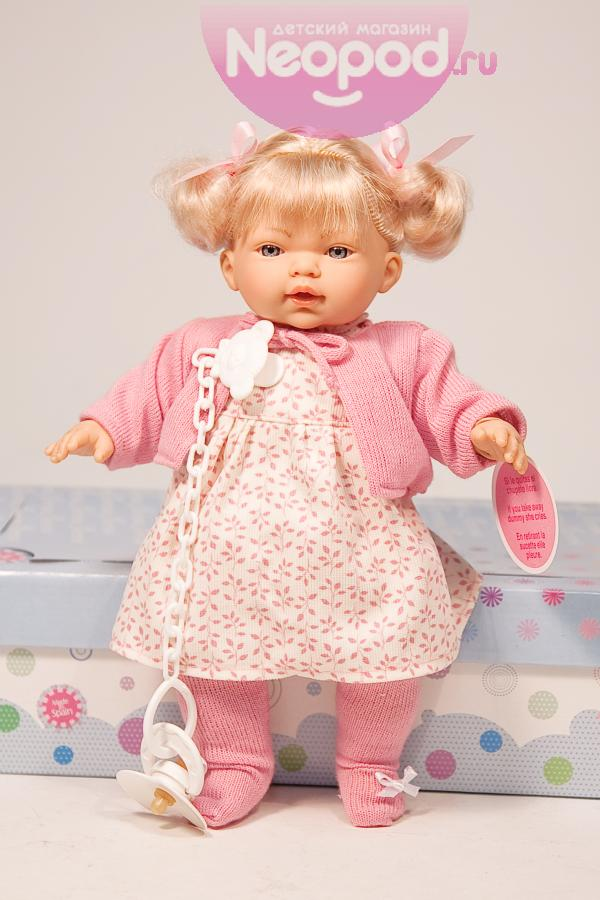 Кукла девочка  Llorens (Лоренс)