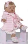 Кукла Анна Rauber (Робер), озвучена