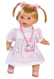 Кукла Инес Rauber (Робер), озвучена, 38 см.