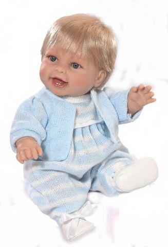 Кукла Луис Rauber (Робер) 33 см, озвучена