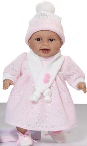 Кукла Андрэа Rauber (Робер) 39 см, озвучена