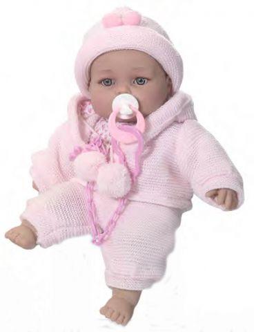 Кукла Лу малышка Rauber (Робер) 28 см, озвучена