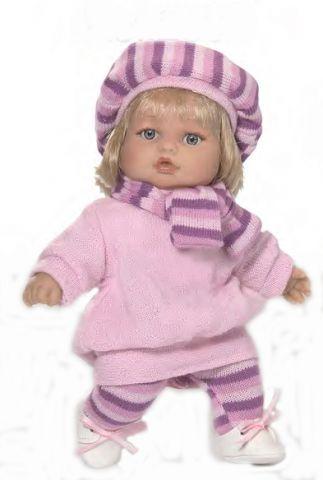 Кукла Лия Rauber (Робер) 28 см, озвучена
