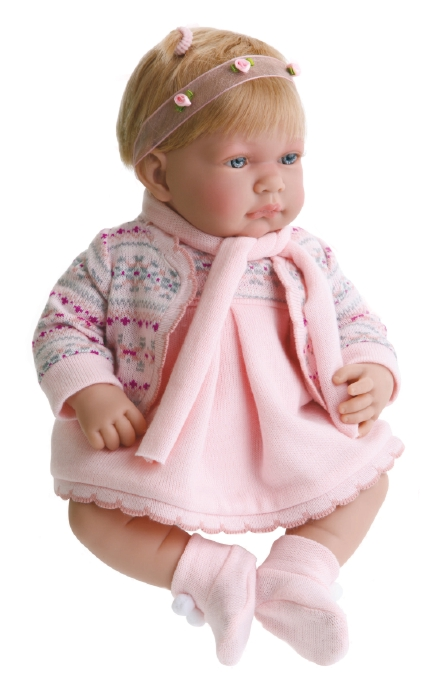 Кукла Лана Antonio Juans Munecas (Куклы Антонио Хуан)